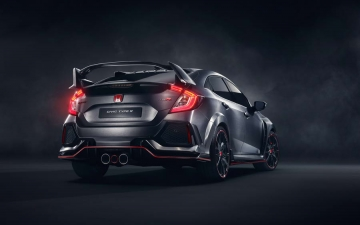 New Civic Type R Prototype 11
