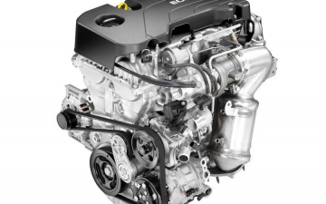 9. Opel 1-5 l turbo-charged direct injection