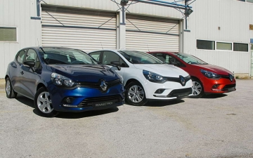 Renault clio business 10