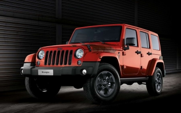 No 07 Wrangler Night Eagle