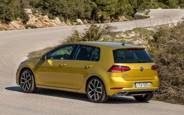 New VW Golf 12