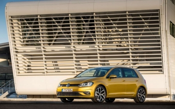 New VW Golf 14