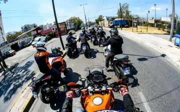 ORANGE DAYS 2017 DELTA MOTORCYCLES-1