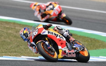 Honda Repsol Team Spanish Grand Prix 10