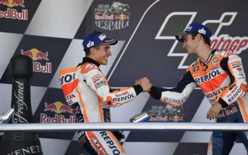 Honda Repsol Team Spanish Grand Prix 11