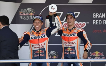 Honda Repsol Team Spanish Grand Prix 12