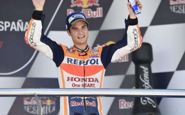 Honda Repsol Team Spanish Grand Prix 13