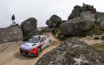 Rally Portugal 14