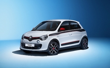 Test drive  Renault Twingo 1.0 Sce 70 PS
