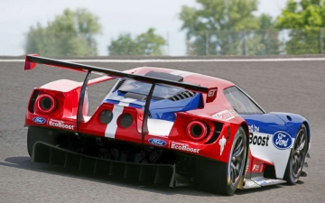 Ford Le Mans 16