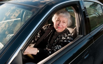 Elderly drivers 13