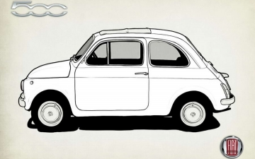 Fiat 500 60 years 13