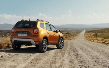New Dacia Duster 11