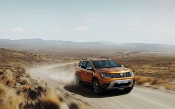 New Dacia Duster 12