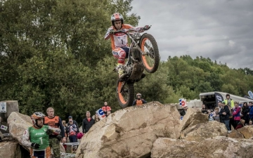 FIM TRIALGP WORLD CHAMPION 11