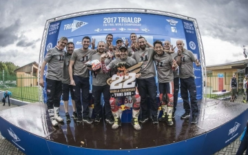 FIM TRIALGP WORLD CHAMPION 12
