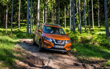 New Nissan X Trail 11