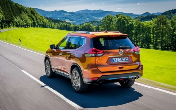 New Nissan X Trail 14