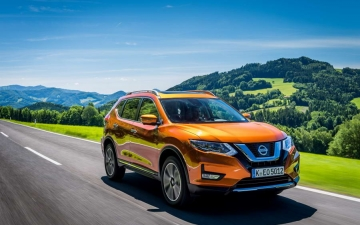 New Nissan X Trail 16