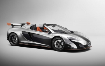 McLaren MSO-R Personal Commission 12