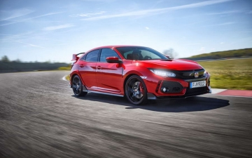 Honda Civic Type R Best Performance Car 14