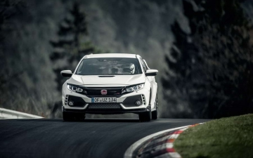 Honda Civic Type R Best Performance Car 15