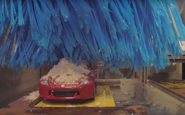 Nissan Car Wash 11