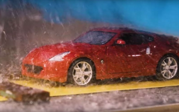 Nissan Car Wash 15