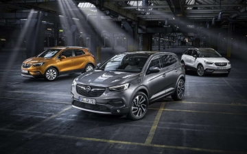 Opel 2017 new models 11
