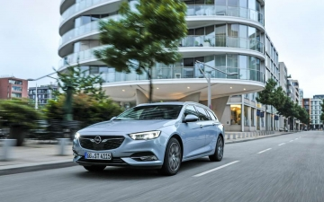 Opel Insignia Sports Tourer 22