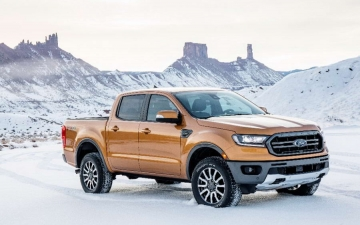 Ford Ranger No  08