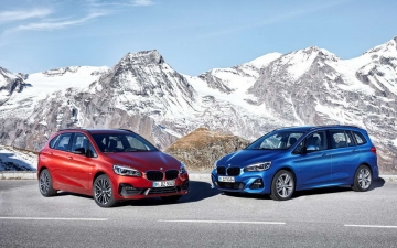 BMW 2 Active tourer 10
