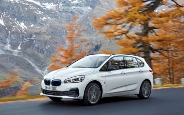 BMW 2 Active tourer 14