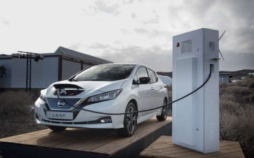 Nissan Leaf acquisition cost 11