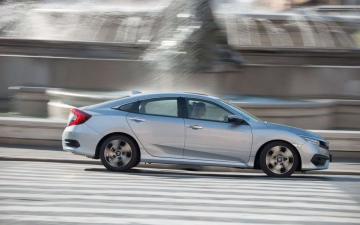Honda Civic 1,6 i-DTEC 13