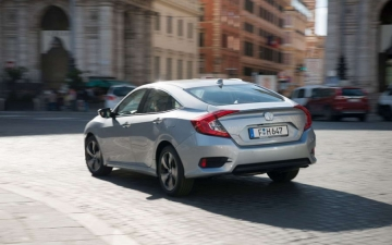 Honda Civic 1,6 i-DTEC 14