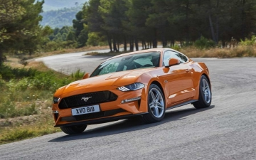 Ford Mustang new 10