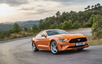 Ford Mustang new 11