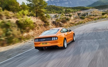 Ford Mustang new 14