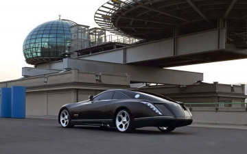 Maybach Exelero 05