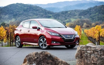 Nissan LEAF World Green Car 2018 11