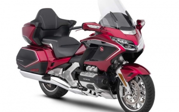 2018 Honda GL1800 Gold Wing Tour
