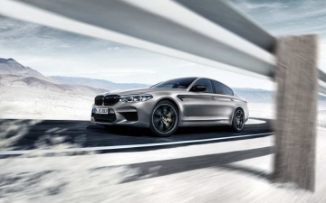 BMW M5 Competition 15