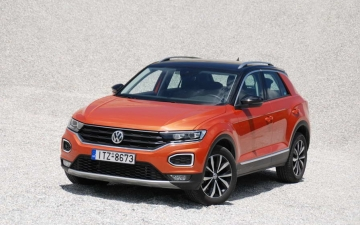 VW T Roc 1000 - 115hp 05