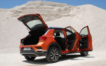 VW T Roc 1000 - 115hp 06