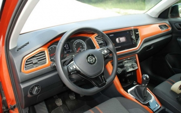 VW T Roc 1000 - 115hp 18