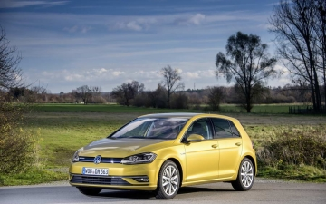VW Golf 1,5 TSI EVO ACT 12