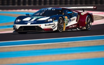 Ford GT Le Mans 18