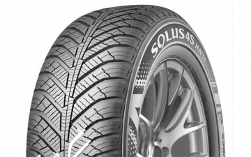 Kumho All Season Solus HA31 03