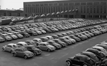 VW World Beetle Day 14
